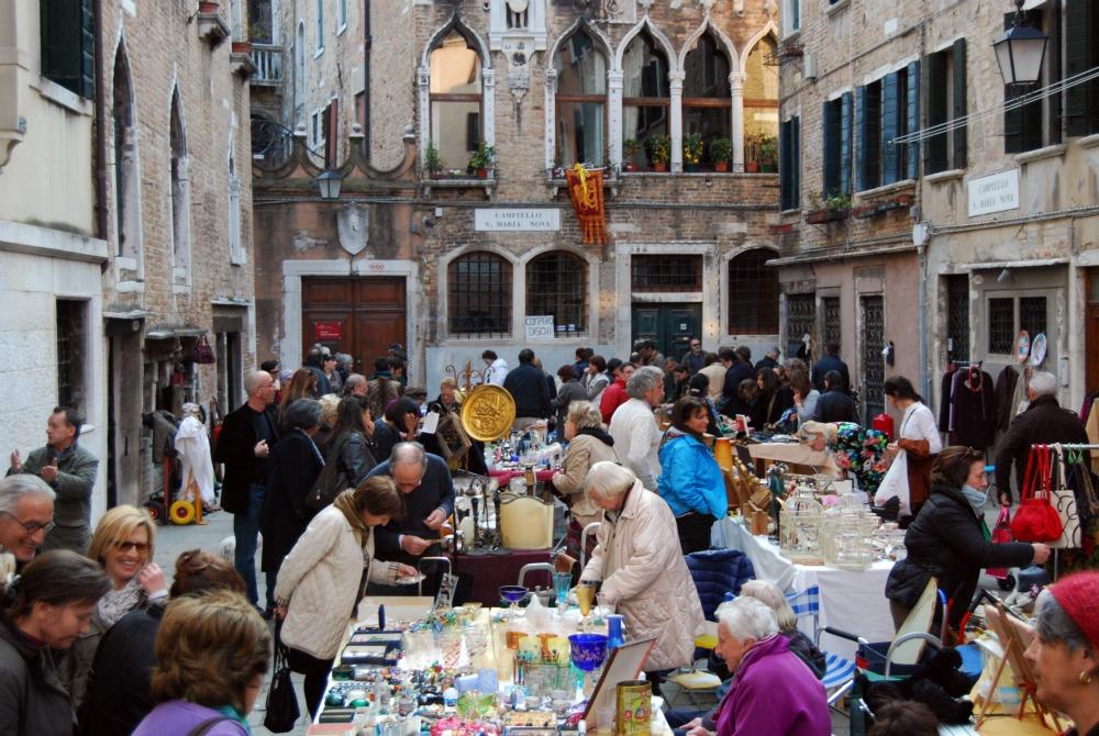Calendario mercatini di venezia 2012 for Calendario mercatini antiquariato