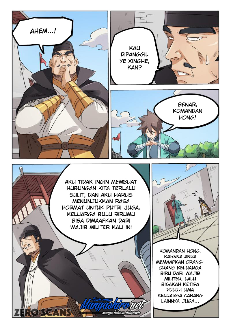 Star Martial God Technique Chapter 144-1