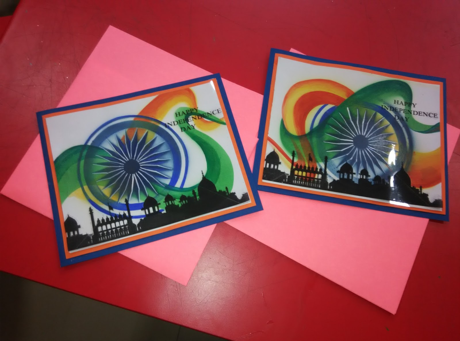 Card Making Ideas Independence Day Part - 22: Independence Day Card | 15 August