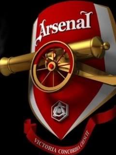 logo arsenal cho dien thoai