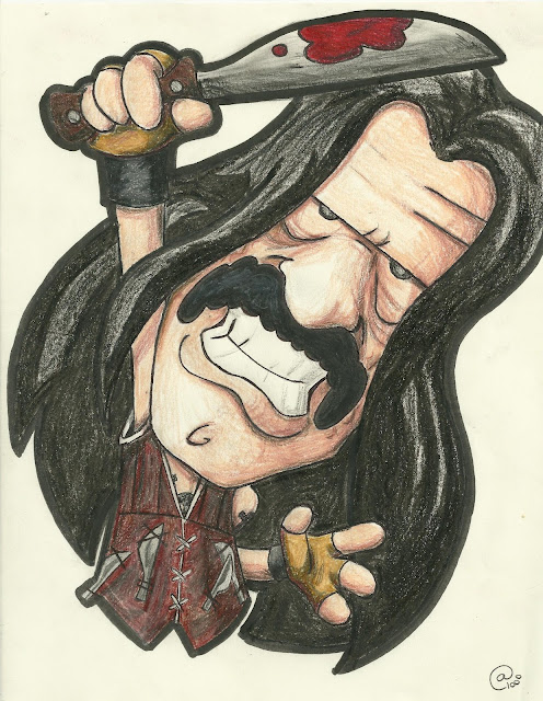they call him...machete por alllan