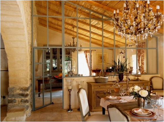 French country dining room design ideas design for Dining room in french