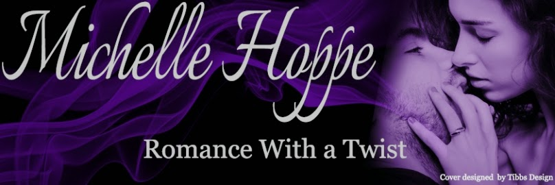 Michelle Hoppe Author - Experience the Unexpected!