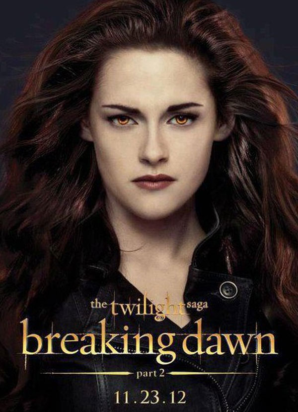 bella twlight breaking dawn