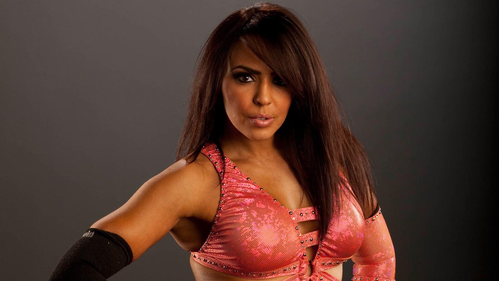 WWE Divas Instagram Photos - HawtCelebs
