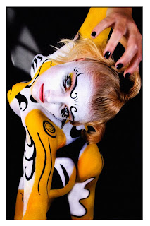 body paints colors