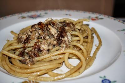 ricetta pasta con le sardine