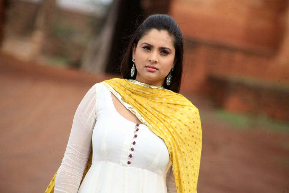 Telugu Actress Ramya Gallery