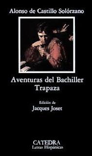 Aventuras del Bachiller Trapaza Alonso de Castillo Solórzano