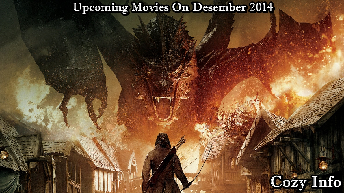 Upcoming Movies On Desember 2014