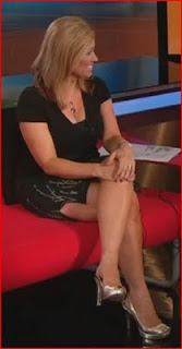Jennifer Westhoven Thigh and Heels