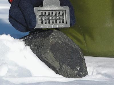 Meteorite Antartide