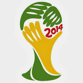 Logo for soccer world cup 2014 predictions