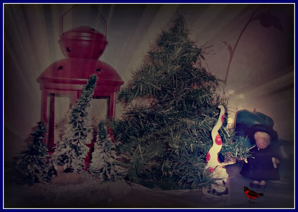 dollhouse decori di natale