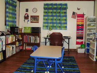 2011/2012 Pre-school Classroom - view 1