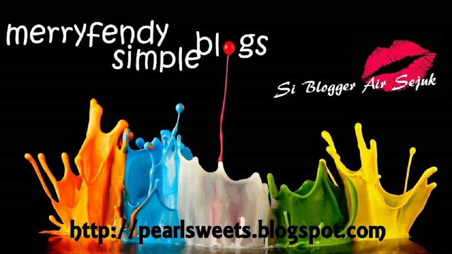 MerryFendy Simple Blogs
