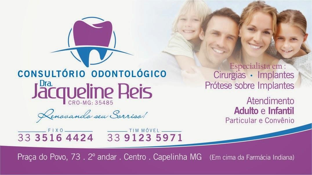Drª JAQUELINE REIS
