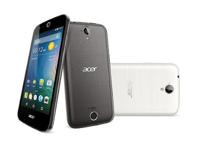 Acer Liquid Z320, Si Android Lollipop