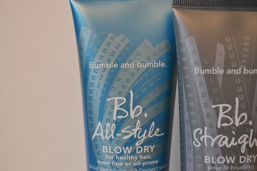 Bumble and Bumble Blow Dry Styling Range