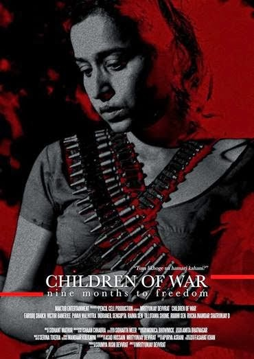 Watch Children of War (2014) Non Retail DVDRip Hindi Full Movie Watch Online Free Download