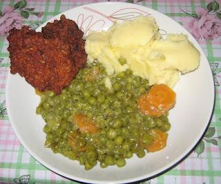 Recept: Gust grasak bez mesa