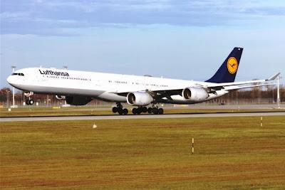 Lufthansa, Airbus A340-600. ZonaAero