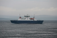 Shetland's Inter-island Ferry
