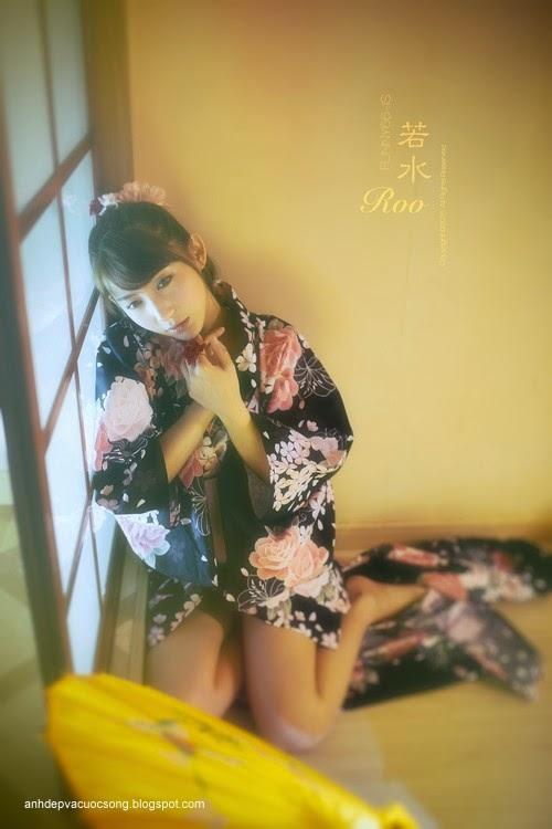 Nữ ca sĩ Nhật Bản xinh đẹp 13