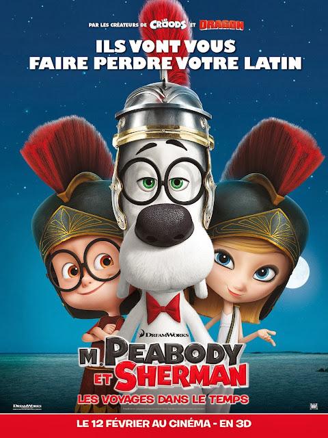 Mr Peabody And Sherman