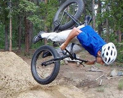 Caidas - Ciclismo de Montaña