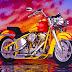 LAWAK-LAWAK: Pernah Naik Motor Harley Tak ?