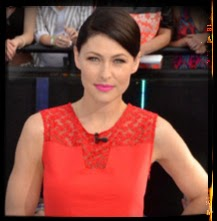 Emma Willis Pink Pigeon MAC matte lipstick swatch review #BBUK14
