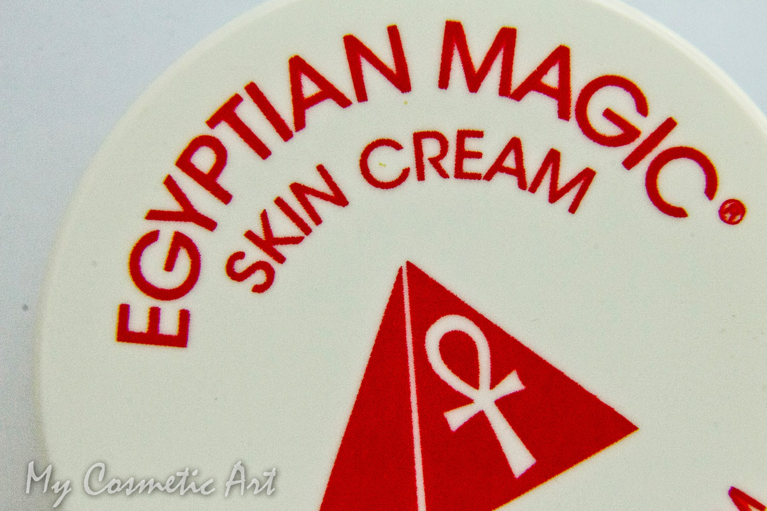 Egyptin Magic como crema de noche.