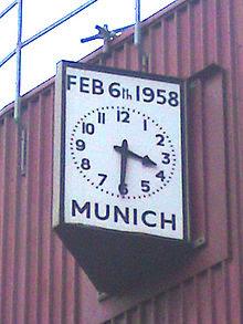 Berita Manchester United ID, Tragedi Munchen 1958