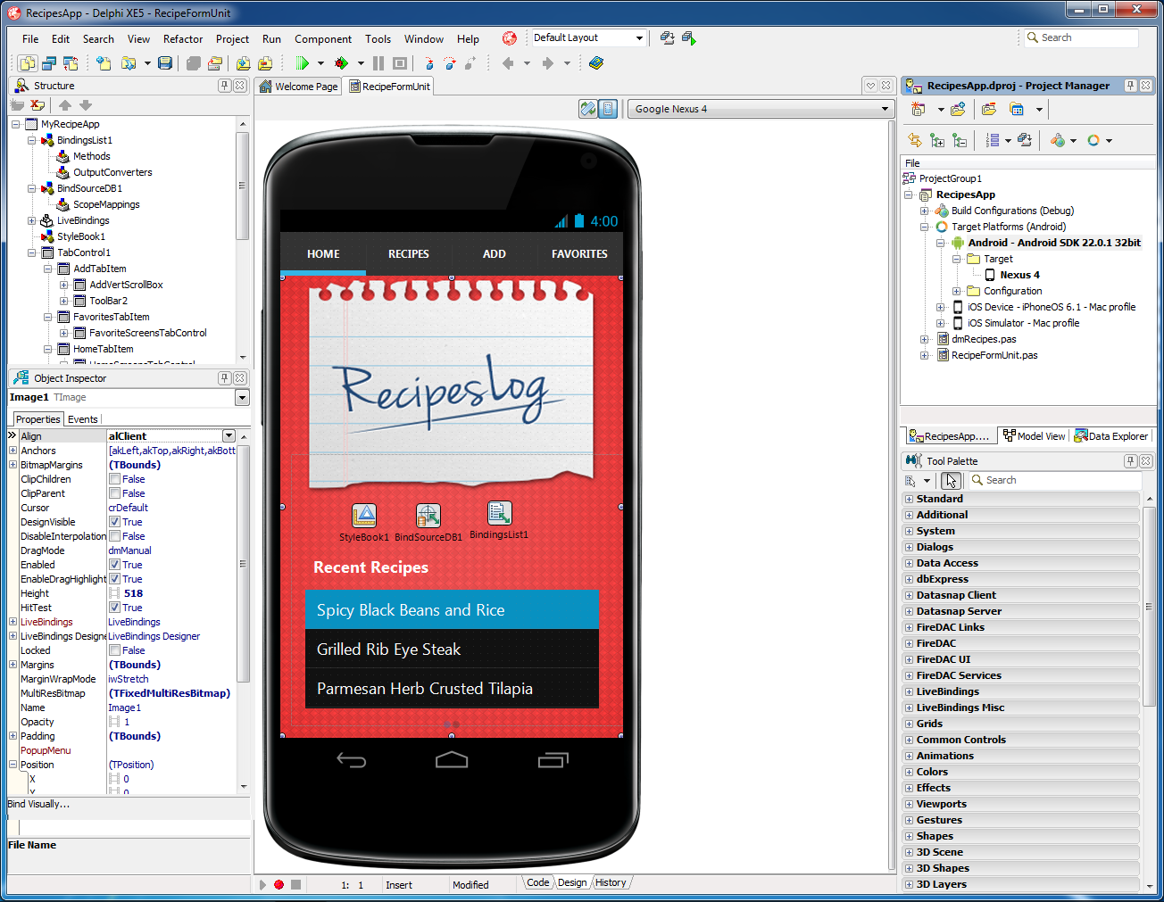 Delphi xe android сохранение в файл - b2bb