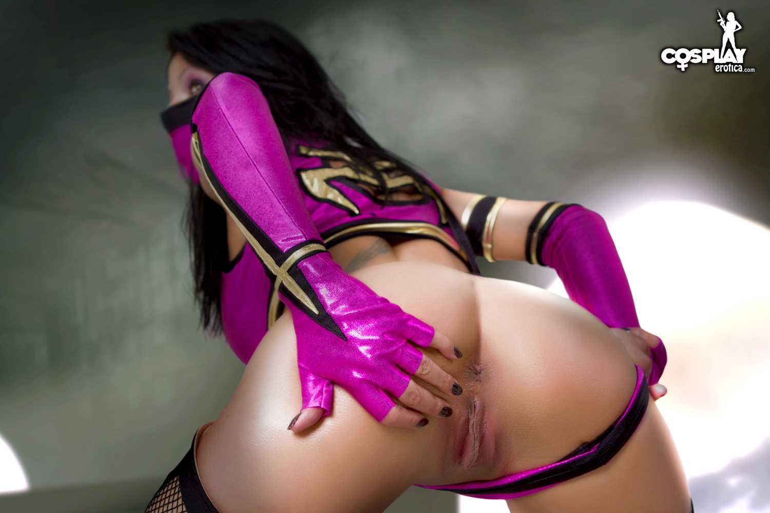 Sexy mortal kombat girls naked