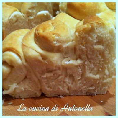 La cucina di antonella centrotavola di pane per natale - La cucina di antonella ...