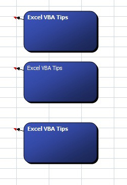 how to put a comment in vba code