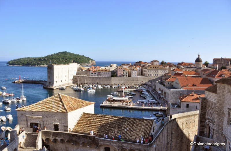 St John Fort Old Port, Dubrovnik