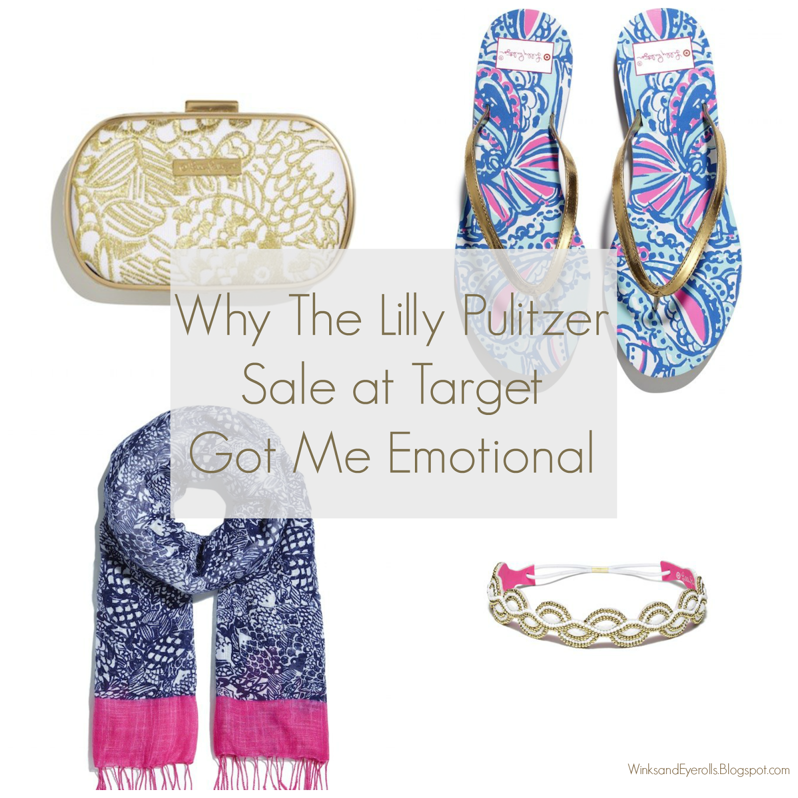 Lilly Pulitzer Target Launch