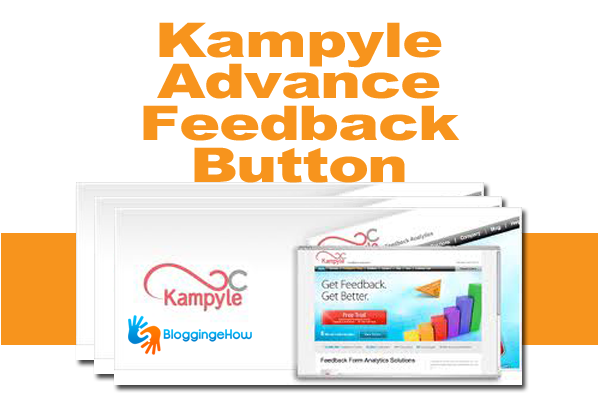 How to Add a Kampyle Feedback Form/Button to Blogger