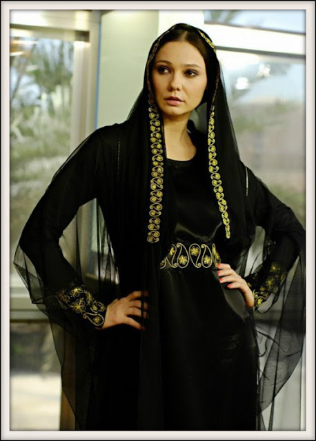 Abaya Traditionnelle