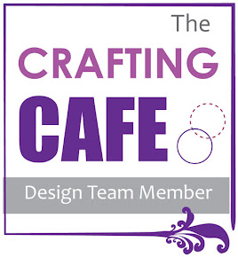 Honoured to be on the Design Team for The Crafting Cafe