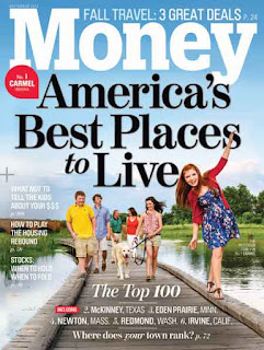 Chapel Hill Among Money Magazine's Best Places to Live