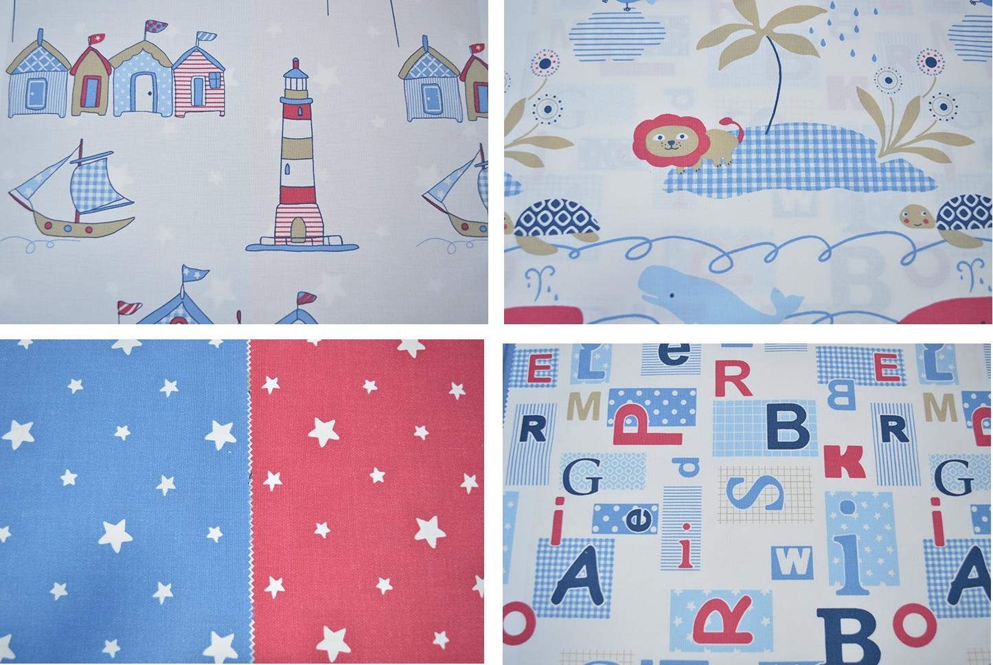 Edyta dise o decoraci n blog de decoraci n erase una vez un cuento para mamas - Telas para colchas infantiles ...