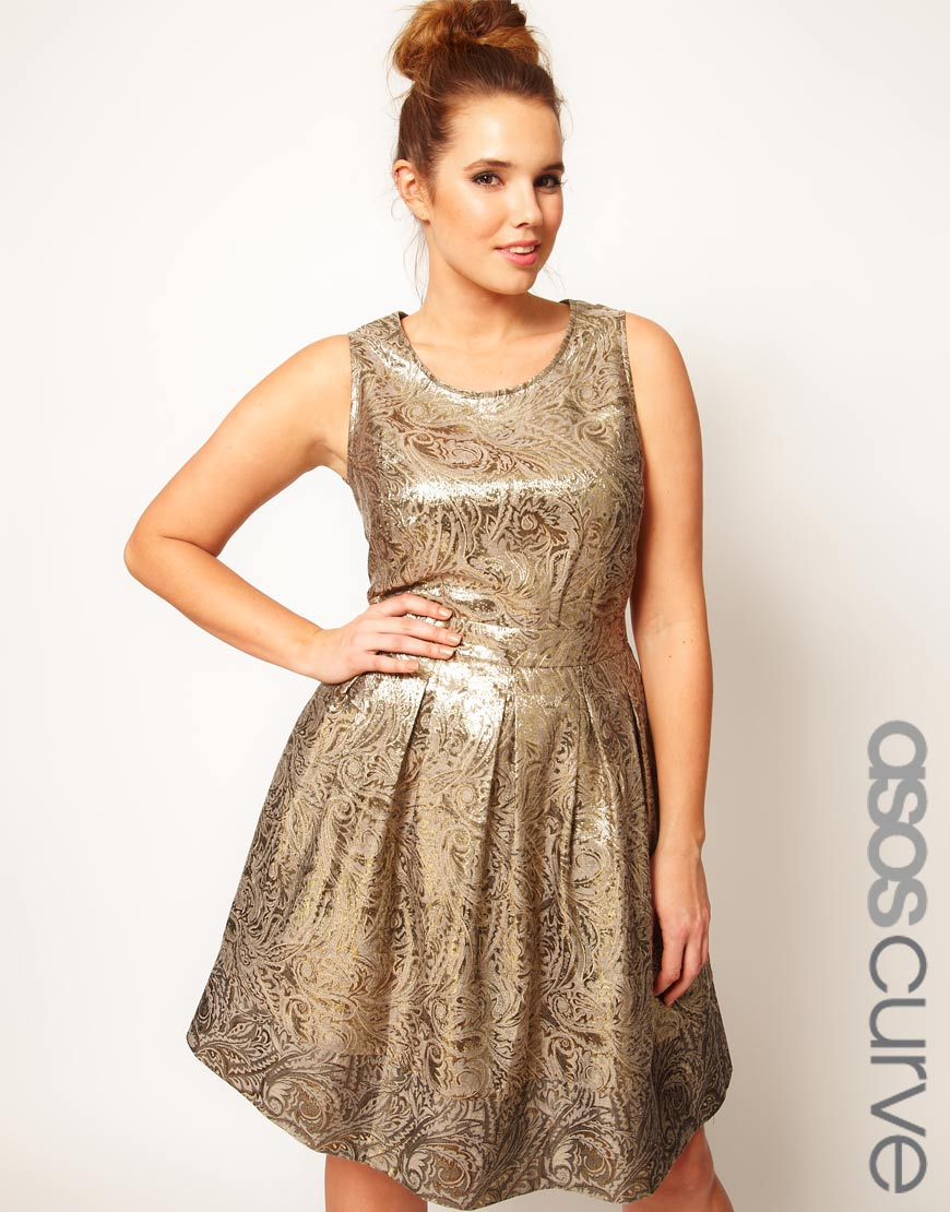 Plus size new years dress