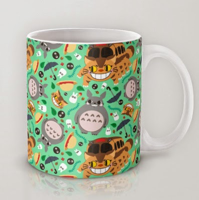 http://society6.com/samtronika/Ghibli-pattern-01-mint_Mug#27=199