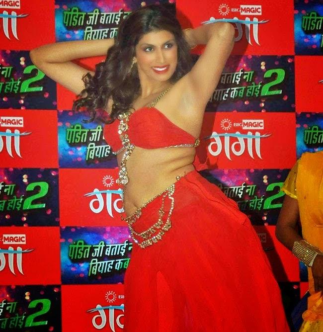 Pandit Ji Batai Na Biyah Kab Hoi 2  Bhojpuri New Actress Shinjini Kulkarni Wallapper