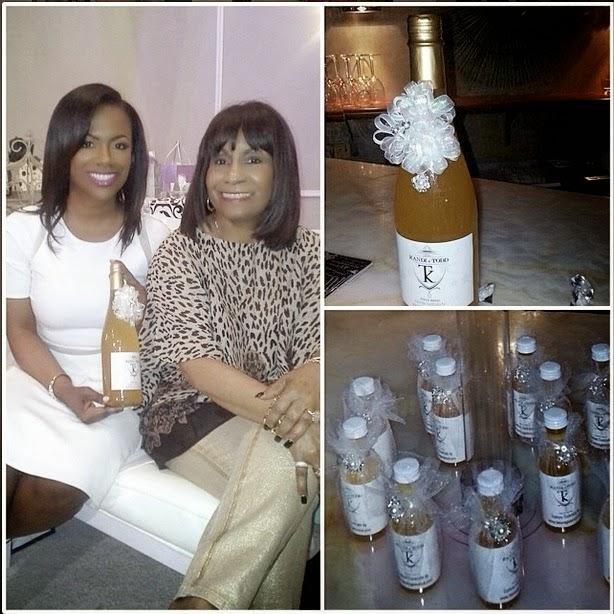 Kandi Burruss THROWS Bridal And Bachelorette Party Mama Joyce Porsha Tiny Amp Phaedra In