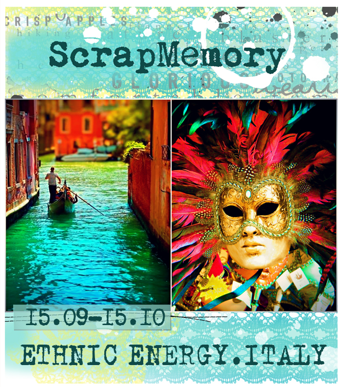 Scrapmemory ethnic energy for Chi va a roma perde la poltrona